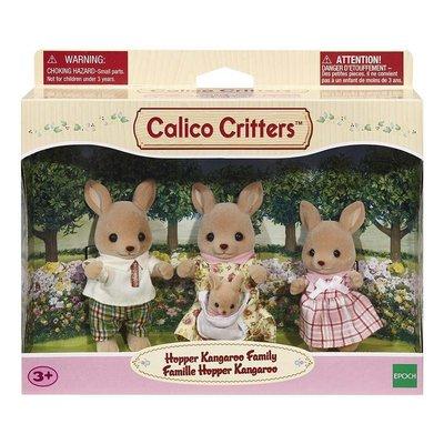 Calico Critters Calico Critters Family Hopper Kangaroo