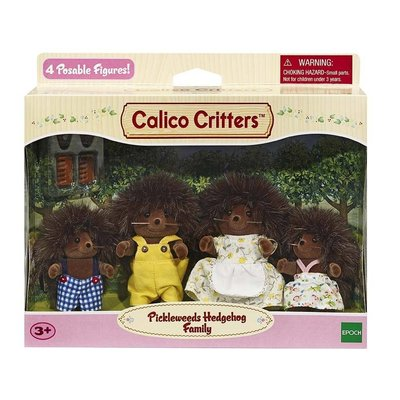 Calico Critters Calico Critters Family Pickleweeds Hedgehog