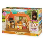 Calico Critters Calico Critters Main Street Brick Oven Bakery