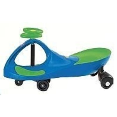 Plasmart Plasma Car Aqua Blue & Lime Green