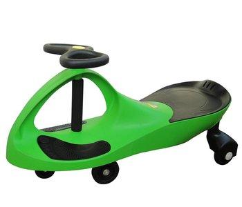 Plasma Car Lime Green