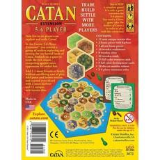 Catan Studios Catan Game 5-6 Player Extension