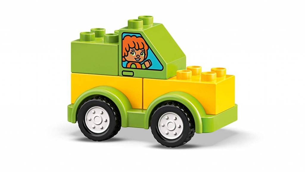 Lego Duplo My First Car Creations Minds Alive Toys Crafts Books