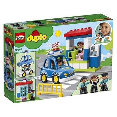Lego Lego Duplo Police Station