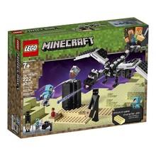 Lego Lego Minecraft The End Battle