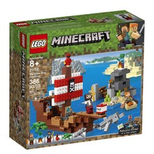 Lego Lego Minecraft The Pirate Ship Adventure
