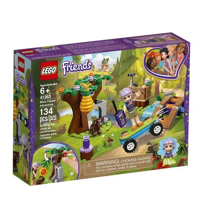 Lego Lego Friends Mia's Forest Adventure