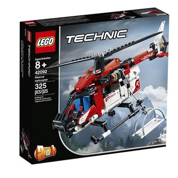3efe3a69d65e48 Lego Technic Rescue Helicopter - Minds Alive! Toys Crafts Books