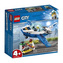 Lego Lego City Sky Police Jet Patrol