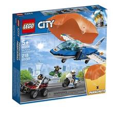 Lego Lego City Sky Police Parachute Arrest