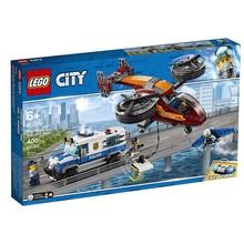 Lego Lego City Sky Police Diamond Heist