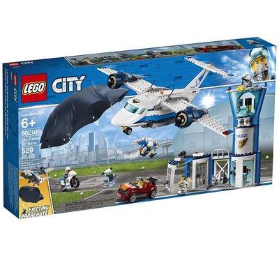 Lego Lego City Sky Police Air Base