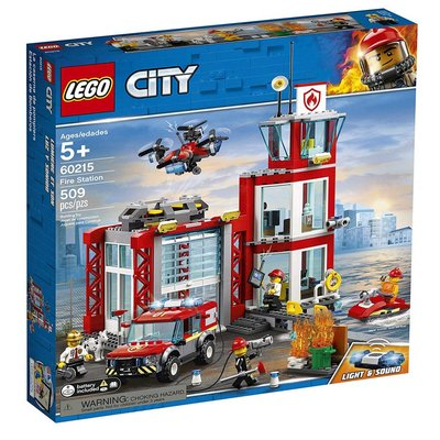 Lego Lego City Fire Station