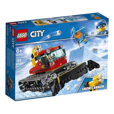 Lego Lego City Snow Groomer