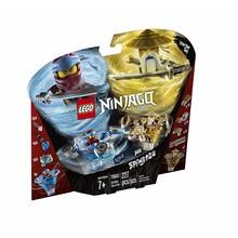 Lego Lego Ninjago Spinjitzu Nya & Wu