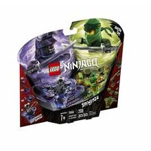 Lego Lego Ninjago Spinjitzu Lloyd vs. Garmadon