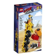 Lego Lego The Movie Emmet's Thricycle!