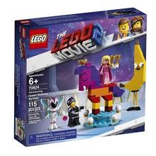Lego Lego The Movie Introducing Queen Watevra Wa'Nabi