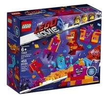 Lego Lego The Movie Queen Watevra's Build Whatever Box