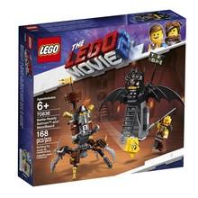 Lego Lego The Movie Battle-Ready Batman and Metal Beard