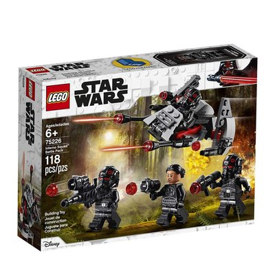 Lego Lego Star Wars Inferno Squad Battle Pack