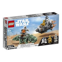 Lego Lego Star Wars Microfighters Escape Pod vs. Dewback