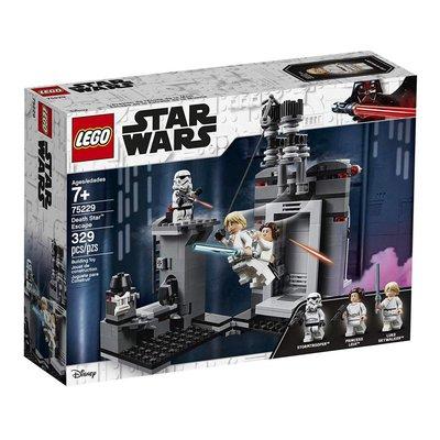 Lego Lego Star Wars Death Star Escape