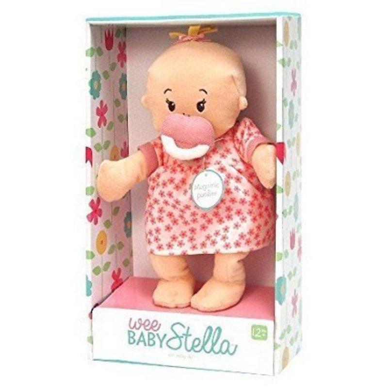 Baby Stella Doll Wee Baby Stella Doll Peach