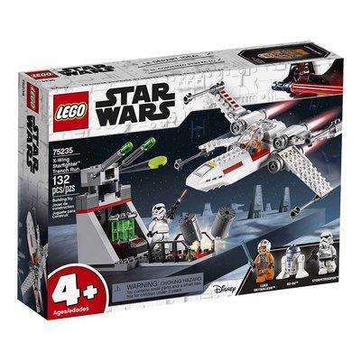 Lego Lego Star Wars X-Wing Starfighter Trench Run