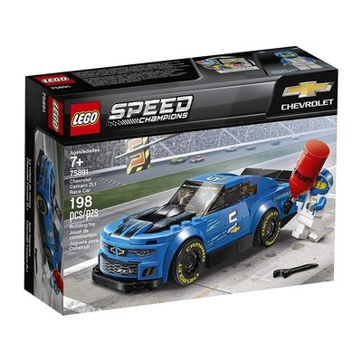 Lego Lego Speed Champions Chevrolet Camaro ZL1 Race Car