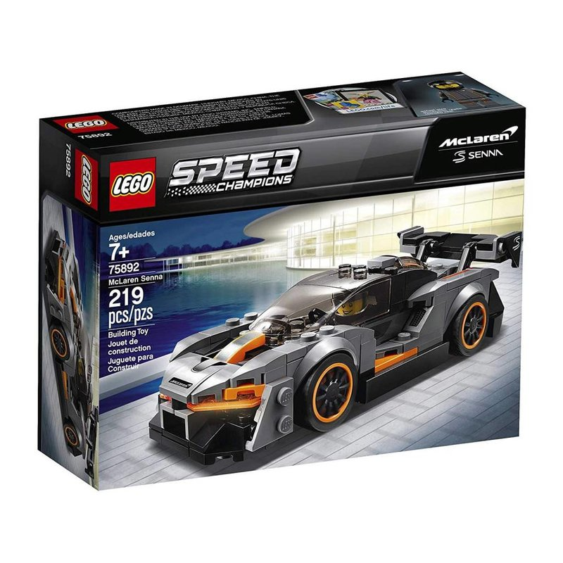 Lego Lego Speed Champions McLaren Senna