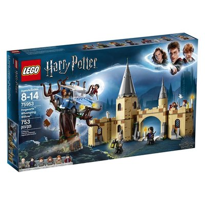 Lego Lego Harry Potter Hogwarts Whomping Willow