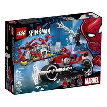 Lego Lego Marvel Super Hero Spider-Man Bike Rescue