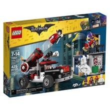 Lego Lego Batman Harley Quinn Cannonball