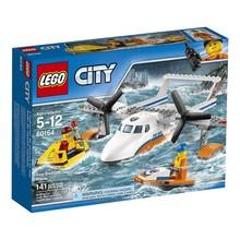 Lego Lego City Coast Guard Sea Rescue Plane