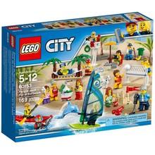 Lego Lego City Fun at the Beach People