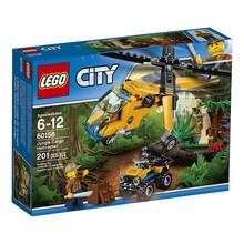 Lego Lego City Jungle Cargo Helicopter