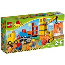 Lego Lego Duplo Town Big Construction Site