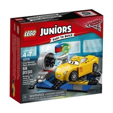 Lego Lego Juniors Cars Cruz Ramirez Race Simulator