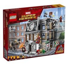 Lego Lego Marvel Super Hero Sanctum Showdown