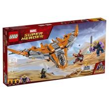 Lego Lego Marvel Super Hero Thanos Ultimate Battle