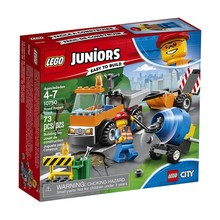 Lego Lego Juniors Road Repair Truck
