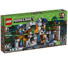 Lego Lego Minecraft The Bedrock Adventures