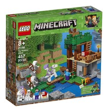 Lego Lego Minecraft The Skeleton Attack