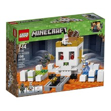 Lego Lego Minecraft The Skull Arena
