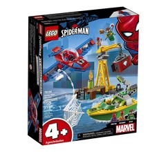 Lego Lego Spider Man Doc Ock Diamond Heist