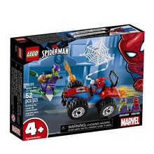 Lego Lego Spider-Man Car Chase