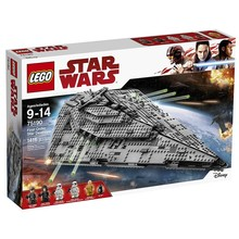Lego Lego Star Wars First Order Star Destroyer