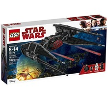 Lego Lego Star Wars Kylo Ren's Tie Fighter