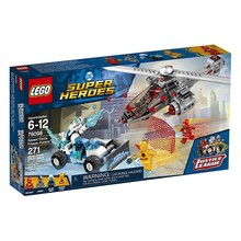 Lego Lego Super Heroes Speed Force Freeze Pursuit